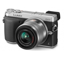Panasonic Lumix DMC-GX7 (LUMIX G VARIO 14-42mm F3.5-5.6 ASPH) Lens Kit