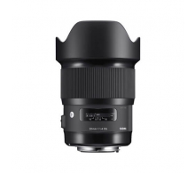 Sigma 20mm f1.4 DG HSM ART for Canon/ Nikon