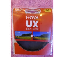 Filter Hoya UX CPL 82mm