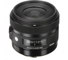 SIGMA 30MM F1.4 ART FOR NIKON - MỚI 95%
