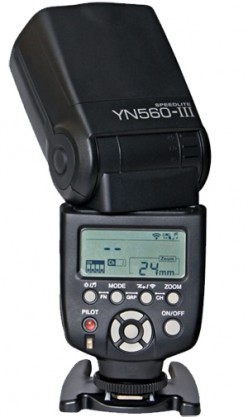 Đèn Youngnuo 560 III for Canon/Nikon