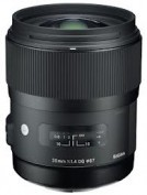 Sigma 35mm F/1.4 For Canon /Nikon - Mới 100%